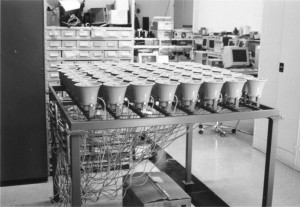 Low Frequency Phased Array SODAR (shown without acoustic shields for clarity)